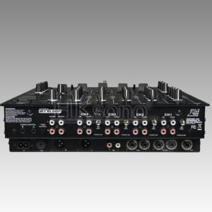 Console de mixage Reloop vue arriere HKsono